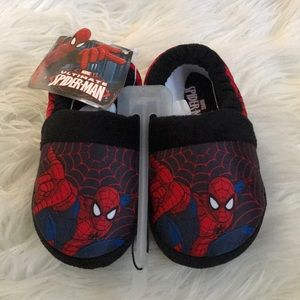 Other - {Spider-Man} Slippers